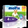 Molfix 7.24 Koruma Jumbo Paket Maxi Bebek Bezi 40 Ped