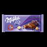 Milka Üzümlü Fındıklı Sütlü Çikolata 80 gr