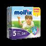 Molfix 7.24 Koruma Jumbo Paket Junior Plus 30 Ped