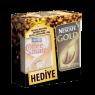 Nescafe Gold 200 gr + Cam Fincan Hed
