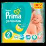 Prima Bebek Bezi 2 Beden Mini Dev Ekonomi Paketi 108 Adet