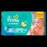 Prima Bebek Bezi Aktif Bebek 3 Beden Midi Mega Paket  Adet