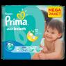 Prima Bebek Bezi Aktif Bebek 5+ Beden Junior Plus Mega Paket 34 Adet