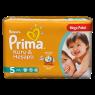 Prima Bebek Bezi Kuru ve Hesaplı 5 Beden Junior Mega Paket 40 Adet