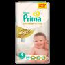 Prima Bebek Bezi Premium Care 4 Beden Maxi Mega Paket 51 Adet