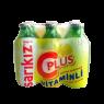 Sarıkız C Vitaminli Limon Aromalı Doğal Maden Suyu 6x250 ml