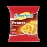 Super Fresh Dnk Sbz Parmak Patates 1000 gr