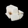 Keçi Sütlü Beyaz Peyniri Tam Yağlı kg