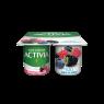 Danone Activia Pro.Yoğurt Orman Meyveli 4x100 gr