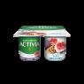 Danone Activia Yoğurt İncir - Ceviz 4*100 Gr.