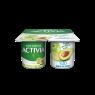Danone Activia Yoğurt Avakado-Elma 4*100 gr