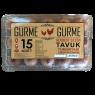 Gurme Yumurta Gezen Tavuk 15 Li Pk