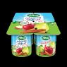 Sütaş Meyveli Yoğurt Elma Armut Tarçın 4*115 Gr
