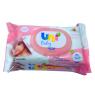 "Uni Baby Cream 56""lı Islak Havlu (2""li Avantaj Paketi)"