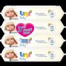 Uni Baby Sensitive ıslak Havlu 3 LU
