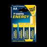 """Varta Energy Alkalin Kalem Pil Aa 4""""lü"""