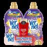 Vernel Max Nergiz Çiçeği & Lavanta 1440 ml x2 Adet + Gliss Şampuan