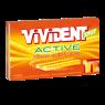 Vivident Active Limonata ve Portakal Aromalı Sakız 33 gr