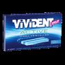 Vivident Active Nane Aromalı Şerit Sakız 33 gr