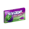 Vivident Üzüm Karpuz Aromalı Şerit Sakız 26 gr