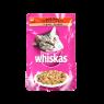 Whiskas Etli Kedi Maması 100 gr